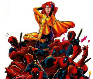 Deadpool & Siryn (Marvel Comics)
